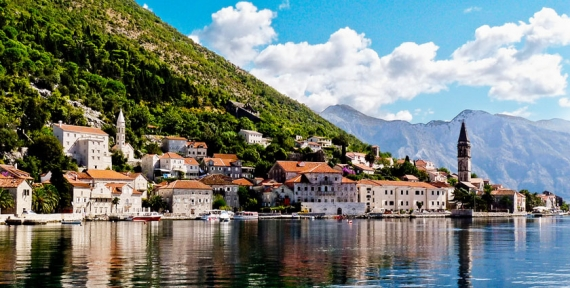 Old city Perast